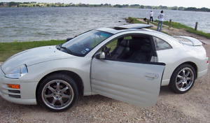 2004 Mitsubishi Eclipse GT Sportronic Coupe (2 door)