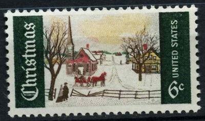 USA 1969 SG#1372 Christmas MNH #D55453