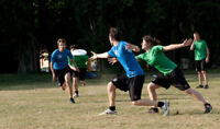 Ultimate Frisbee Players Wanted (Rec Tuesday)