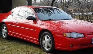 2000 Chevrolet Monte Carlo SS Coupe (2 door)