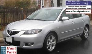 BRAND NEW OEM QUALITY PARTS PART PIECES NEUVES PIECE Mazda 3 2004 2005 2006 2007 2008 2009