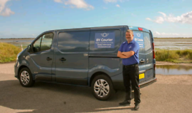 Collection & Delivery Service (Hampshire & West Sussex)