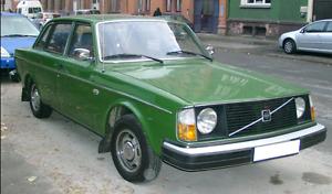 Wanted: Volvo 240 flatnose hood