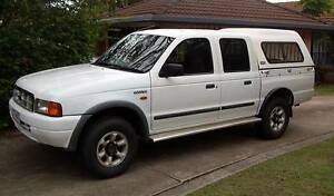 1999 Ford Courier Ute Redcliffe Redcliffe Area Preview