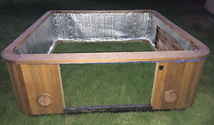 Hot Tub Cabinet, Large Plant Box, Pet Enclosure etc.???
