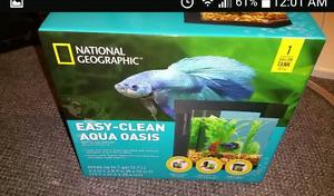 Betta Aquarium Easy clean.