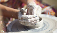 Get Behind the Wheel - Pottery Class