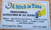 *****A Stitch In Time – Alterations*****