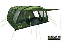 Urban Escape 6 tunnel air tent