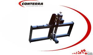 Conterra Universal Trailer Hitch Adapter, $879.00