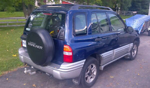 2002 Chevrolet Tracker LX West Island Greater Montréal image 7