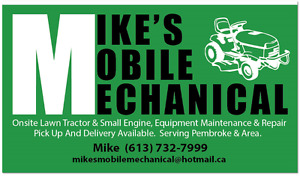 John Deere and all other brands Service at your home.