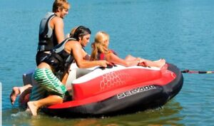 Seadoo 4 Man Tube with Tow Rope....