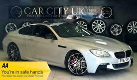 image for 2012 BMW 6 Series 640d M SPORT Auto COUPE Diesel Automatic