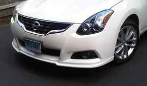 2010 2011 2012 NISSAN ALTIMA COUPE STILLEN STYLE FRONT LIP BODY