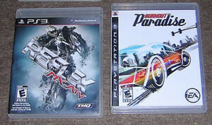 PLAYSTATION REFLEX MX VS ATV