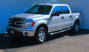 2014 Ford F-150 XLT Supercrew 4x4 5.5-Ft. Bed