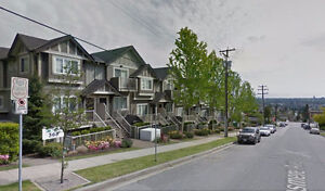 Burnaby town house 2 bed 2 bath 1 living 1 kitchen $1900