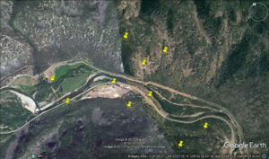 Gold Claim Similkameen River