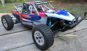 New RC Trophy Truck Brushless Electric,1/10 Scale LIPO 2,.4G RTR Kitchener / Waterloo Kitchener Area image 5