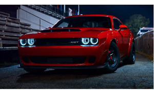 2018 Dodge Challenger Demon Coupe (2 door)