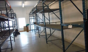 Pallet Racks & Shelving 10' x 8' x 4'