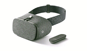 Google DayDream View VR Headset. Wireless connection, motion con