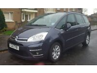 7 seat Citroen Grand Picasso Diesel Estate, 7 Seat Fantastic Family car Low Miles Lovely condition