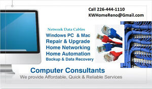 Networks - Cables - Wires - Managment Install Upgrades Kitchener / Waterloo Kitchener Area image 1