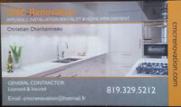 Tile, Flooring and General Contractor