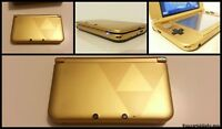 NINTENDO 3DS XL with 3 games !!