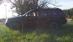 2002 jeep grand Cherokee limited 4.7