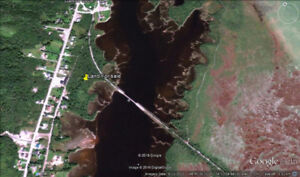 Land for sale in Gambo, NL with river view