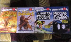 Children's Books - prices in text