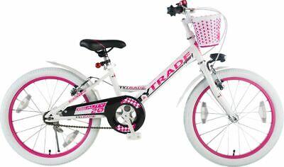 20 Zoll Mädchen Kinder Fahrrad Kinderfahrrad Bike Mädchenrad Rücktrittbremse Neu