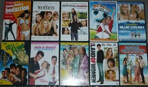BEDAZZLED comedies DVD collection. Lot of 10
