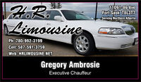 Stretch Limousine service for your wedding day