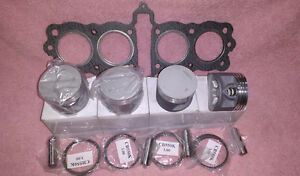 CB550 PISTON KIT