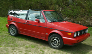 Volks Cabrio Karmann 1990