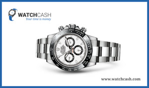 SEEKING ROLEX & WATCH COLLECTIONS UP TO $2 MILLION!!!!!!!