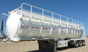 2015 DURA HAUL ALUMINUM 46 CUBE TANK TRAILER  Cash/ trade/ lease