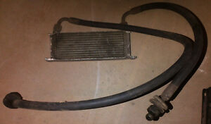 MGB Oil Cooling Rad and hoses for 1968 to 1974