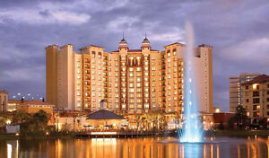 2 BEDRM DELUXE CLOSEST TO DISNEY MAGIC WYNDHAM GOLD CROWN RESORT