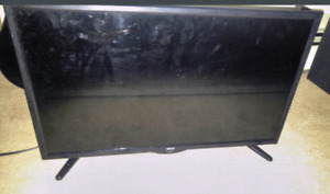 "RCA,  for parts 20$  ULTRA SLIM .32"" t.v/dvd 720_60hz"