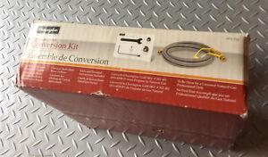 BBQ kit de conversion / conversion kit