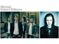 Music and Portrait Photographer Michael Robert Williams - Music Portrait Photographer in London