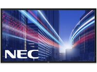 "Nec MultiSync X552S LCD 55"" Super Slim Professional Display (not a tv)"