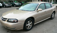 Chevrolet Impala**leather**low 128k km