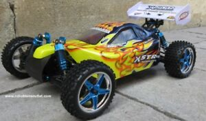 New RC Buggy / Car Brushless Electric LIPO 4WD 2.4G 1 Yr Warr