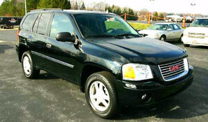 2006 GMC Envoy SLE SUV, trade or buy. Well maintained, reliable